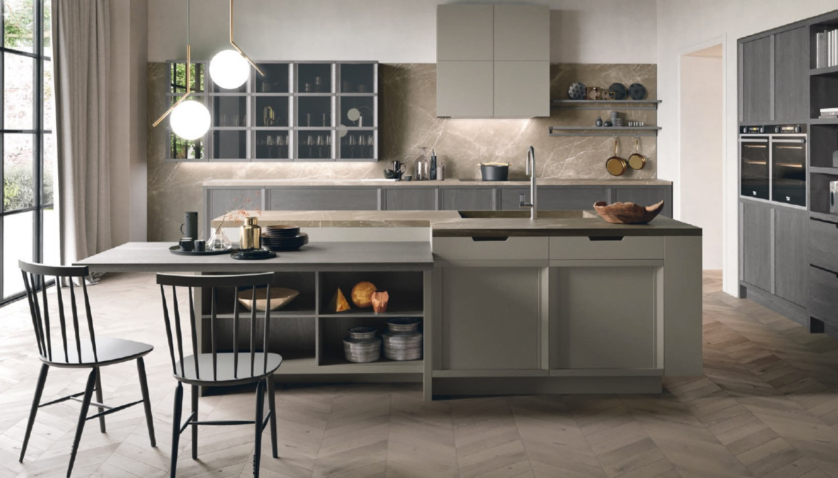 Stosa Cucine Modern And Classic Kitchens For Over 50 Years