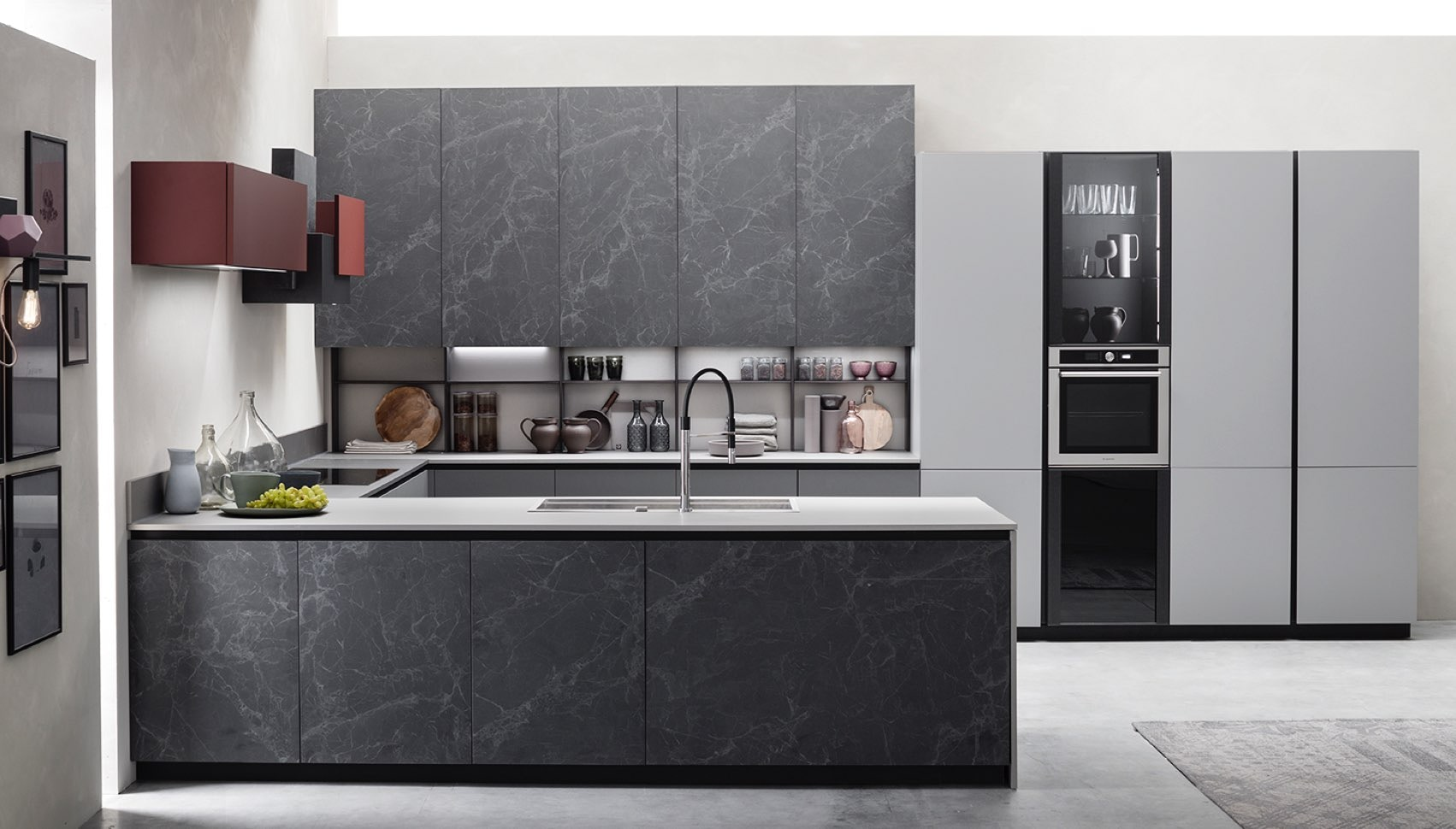Cucine All Americana Moderne.Stosa Cucine Modern And Classic Kitchens For Over 50 Years