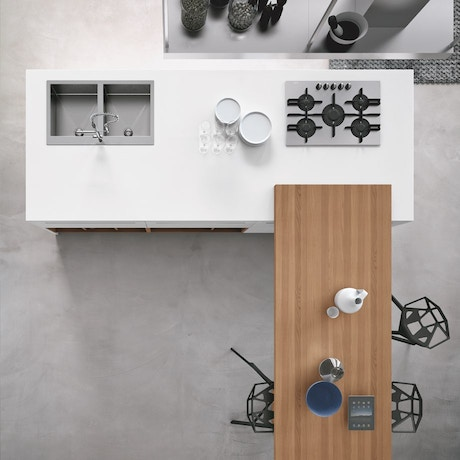 Modern Kitchens Stosa - Kitchen model Mood 1673